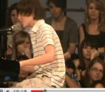 Celebrity News: Greyson Chance Singing Paparazzi