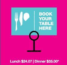 NYC Restaurant Week, 2010