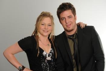 Celebrity News: Bowersox & Dewyze